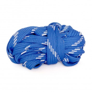 Laces - Blue and black