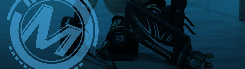Goalkeeper Leg Guards - Meneghini Hockey