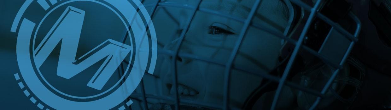 Guantes Jugador Ninos - Meneghini Hockey